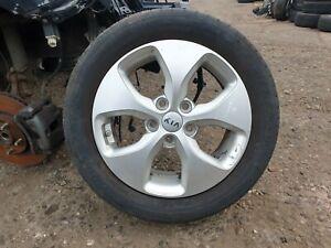 """Kia Carens MK3 2013 - 2019 Single 16"""" Alloy Wheel & Tyre 205 55 R16"""