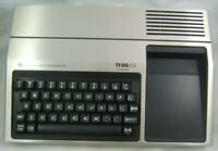 TI-99 4A Computer PHC004A Vintage Texas Instruments Untested