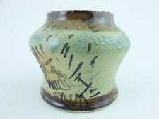 """Connie Greany Studio Pottery Vessel - """"Seek & You Will Find"""" - Wisconsin Artist"""