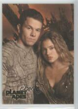 2001 Topps Planet of the Apes Simian Suede Major Leo Davidson Daena #S1 6or