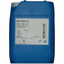 Aral Turboral 15W-40 - 20 Liter