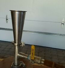 Stainless steel Gasifier cyclone