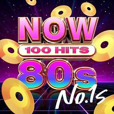 UB40 - NOW 100 Hits 80s No 1s! [CD] Sent Sameday*