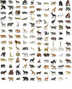 Safari Wildlife  Wunder der Wildnis   Spielfiguren Tierfiguren Figur  Auswahl