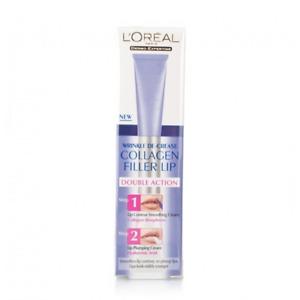 L'Oreal Dermo-Expertise Wrinkle De-crease Collagen Filler Lip -Double Action 5ml