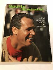 1964 Sports Illustrated TONY LEMA A Pro GOLFERS Candid Story NO LABEL NewsStand
