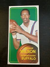 1970-71 TOPPS #11 GEORGE WILSON **BUFFALO BRAVES ** READ BELOW ** KRBB-7127