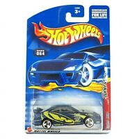 Hot Wheels Tuners Honda Civic Si Street Racer Car Blue Die Cast 1/64 Scale #064