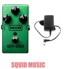 MXR M-193 GT-OD Overdrive Guitar Effect Pedal M193 (FREE POWER SUPPLY ADAPTER)
