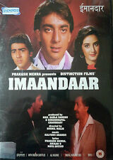IMAANDAAR - BOLLYWOOD DVD - Sunjay Dutt, Farha, Sumeet Saigal, Mehmood, Pran.