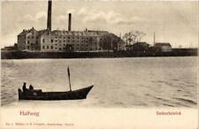 CPA HALFWEG Suikerfabriek NETHERLANDS (603686)