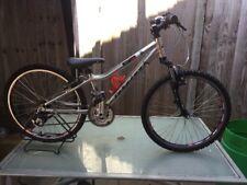 "Ridgeback Mx24 Boys Mountain Bike 24"" Wheel Alloy Frame Ref1601c"