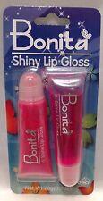 Bonita Shiny Lip Gloss Magnets Pink Set Of 2