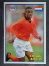Merlin Europe 2000 - Edgar davids (Holland) European Superstars  #161