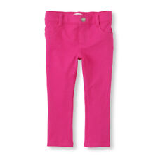 NEW! TCP Baby Girls Jeggings Pants 3T PINK Knit Church School Gift $16.95