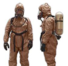 New Listingkappler 42489 Size Lg Responder Csm Level B Protective Suit Hazmat