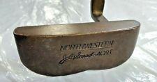 Vintage Northwestern JC Snead 402T Putter Brass