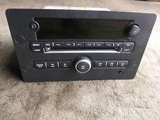 SAAB 95 9-5 9 5 HEAD UNIT STEREO RADIO CD CHANGER PART NO: 12770229