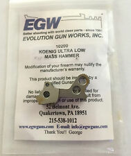 EGW Evolution Gun Works 10200 Koenig Ultra Low Mass Hammer 1911 2011