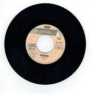 "Frank Sinatra Vinyl 45 RPM 7 "" Granada - the Curse Of An Geocaching Heart"