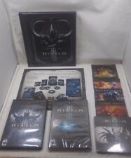 Diablo Iii: Reaper of Souls Collector'S Ed (Pc/Mac 2014) Physical Contents Only