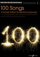 100 TUNES - A Bumper Book For Easy Keyboard Sheet Music Book Pop Jazz Ballads #K