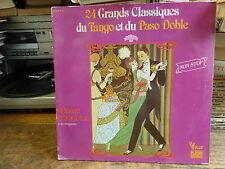 Primo Corchia : 24 classiques du tango et paso Doble - vogue 400079