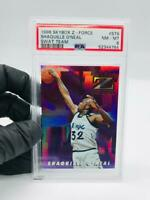 1996-97 Skybox Z-Force Swat Team ST6 Shaquille O'Neal PSA 8