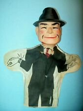 Vintage 1961 Dick Tracy Hand Puppet by Ideal