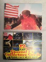 12 Fab Special FX Collectors Cards Warner Bros 1997 Movie Film Scenes