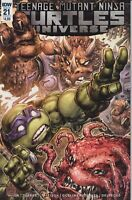 IDW #21 Cover A April 2018  Teenage Mutant Ninja Turtles Universe (Comic)
