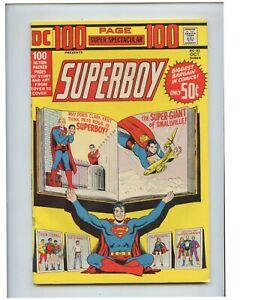 DC 100 Page Spectacular # DC-21 (1973) Superboy High Grade VF 8.0