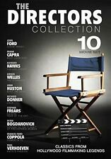 DIRECTORS COLLECTION - 10 MOVIE PACK - DVD - Sealed Region 1