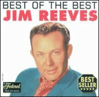 Jim Reeves - Best of the Best [New CD]