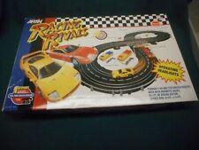 NOS ARTIN RACING RIVALS 1:43 Scale Slot Car Racetrack Set #10221  ~  SEALED!!