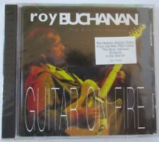 "ROY BUCHANAN ""GUITAR ON FIRE"" CD - BRAND NEW"