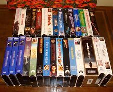 VHS Tapes LOT OF 29