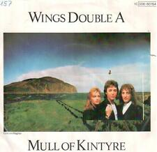 "<2439-05> 7"" Single: Wings - Mull Of Kintyre"