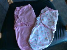 New listing 2 Summer* Baby girl swaddle blankets (Sm/Med)