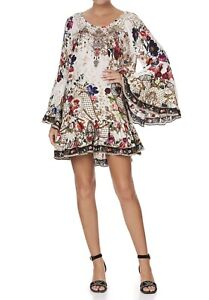 Camilla Fairy Godmother A Line Frill Dress