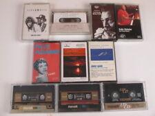 Lot of 7 Cassettes blues , r& b ,soul rare import 3 bonus h656