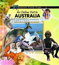 An Online Visit to Australia (Internet Field Trips)-ExLibrary