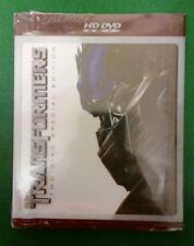 New With Packaging Transformers (HD DVD, 2007, 2-Disc Set, Special Edition)