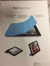 NEW APPLE IPAD SMART COVER - Gray COMPATIBLE WITH IPAD 2, 3, 4, MC939LL/A