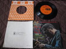 "Miles Davis Seven Steps to Heaven Japan Vinyl EP 7 inch Single 7"" Herbie Hancock"