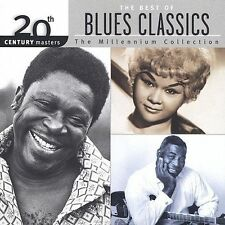 1 CENT CD VA - The Best Of Blues Classics 20th Century Masters  etta james