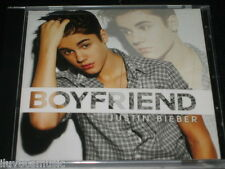 JUSTIN BIEBER - Boyfriend - 1 Track Walmart Pre-Sale CD Single! RARE! OOP! NEW!