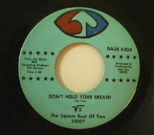 HEAR IT OBSCURE GARAGE PSYCH Square Root of Two Baja 45
