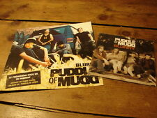 PUDDLE OF MUDD BLURRY !!!!!!RARE FRENCH PRESS/PACK + CD