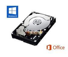 320 GB SATA 3.5 Hard Disk Drive per HP DELL IBM Desktop PC Windows 10 PRO